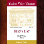 2014 Dean's List Red Blend