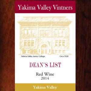 2014 Dean's List Red Blend