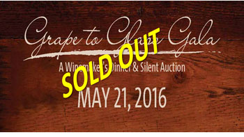 Permalink to: SOLD OUT – Grape to Glass Gala 2016