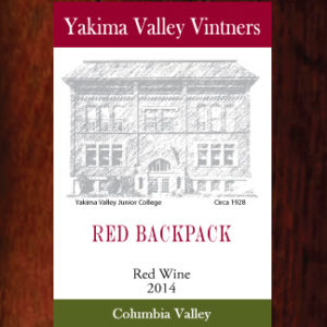 2014 Red Backpack