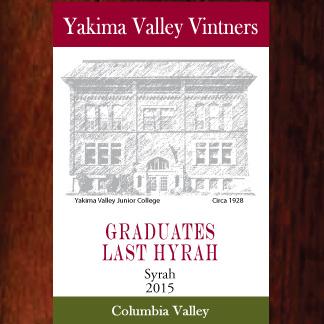 Permalink to: 2015 Graduates Last Hyrah Syrah