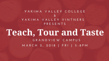 Permalink to: Teach Tour and Taste 2018